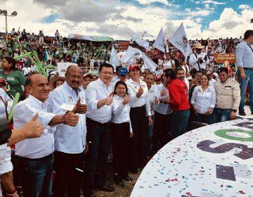 "Pide Osorio Chong ""voto útil"" para ""Pepe Meade"""