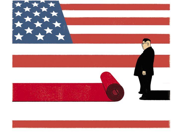 El fracaso de la cumbre Trump-Kim Jong Un