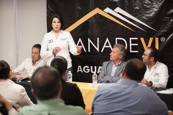 Propone Lorena Martínez Código Urbano Único a nivel nacional
