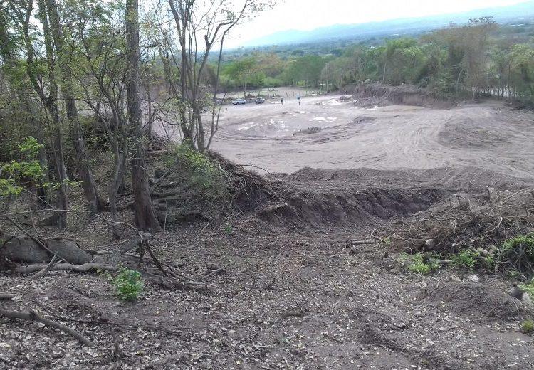 Cierran banco de material geológico por afectación a 4.9 hectáreas de vegetación forestal en Puerto Vallarta