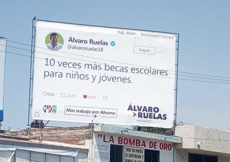 #EstoSíPasó Organización priista promete a youtuber en evento pero lleva a un doble; y un candidato manipula los RT de sus tuits