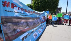 Así encarcela el Estado mexicano a defensores del agua