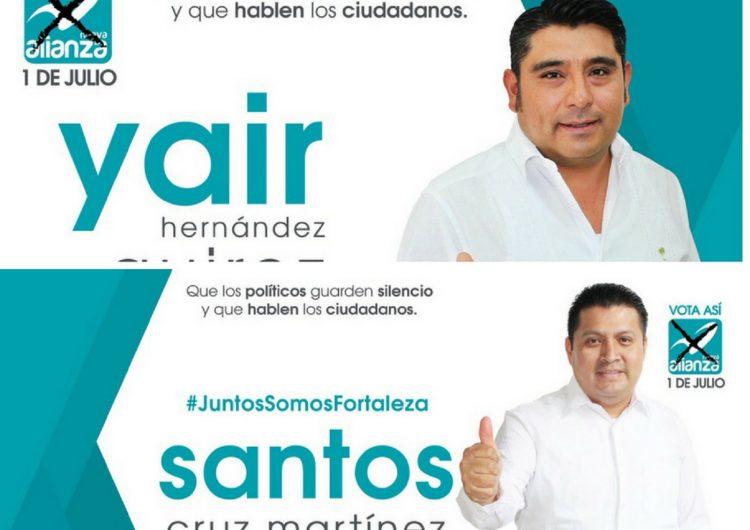 Por orden del Tribunal, órgano Electoral de Oaxaca regresa 2 candidaturas a falsos trans