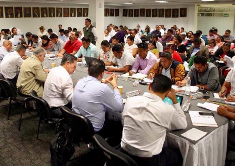 Gobierno de Oaxaca y Sección 22 de la CNTE, en vías de restablecer bilateralidad