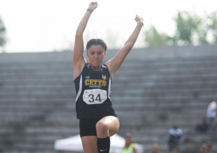 Gana CETYS oro, plata y bronce en atletismo