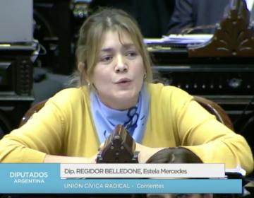 """Diputada argentina habla del nacimiento de """"perritos"""" para atacar al aborto"""