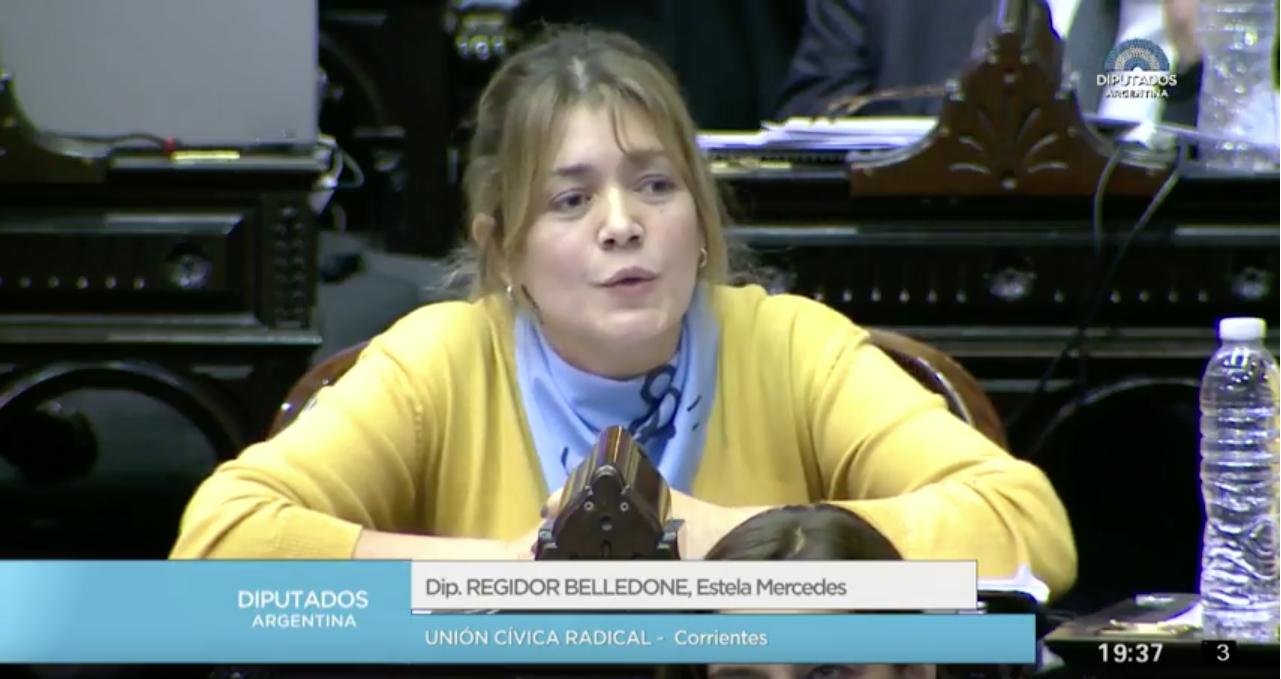 Una diputada argentina compara el aborto legal con