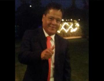Reportan desaparición de excolaborador de Luis Carlos Nájera, víctima de atentado del CJNG