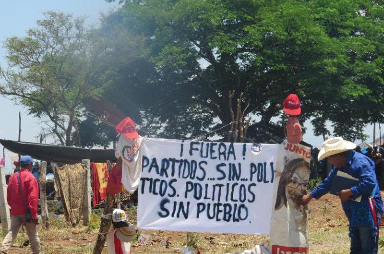 Cancelarían elecciones en zona wixárika de Jalisco si no se logra acuerdo: INE