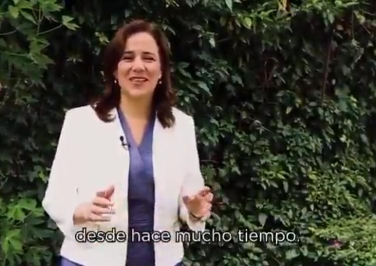 Reaparece Margarita Zavala apoyando a candidatos del PAN en NL