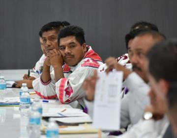 SEGOB promete gestionar indemnizaciones para ganaderos de conflicto wixárika