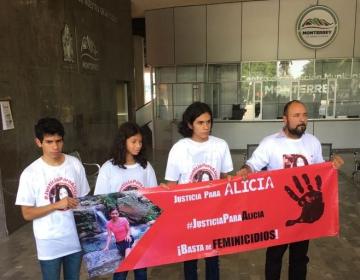 Identifican a presunto autor material de feminicidio de periodista en Monterrey