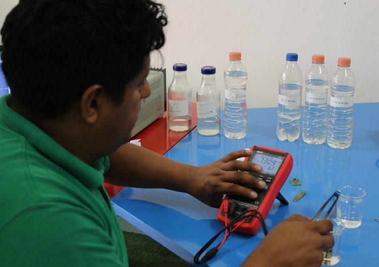 Desarrollan sensor mecatrónico para medir concentración de alcohol en mezcales
