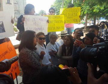 Exige Soledad Jarquín retirar candidatura a Hageo Montero en Juchitán
