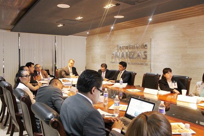 Mantiene calificadora niveles adecuados de deuda para Aguascalientes