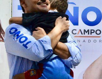 Legislará Toño Martín del Campo reformas para evitar el maltrato infantil