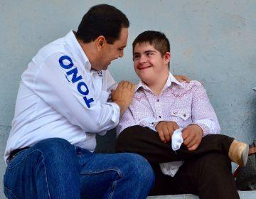Impulsará Toño Martín del Campo legislar para erradicar la pobreza