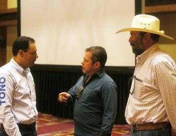 Ofrece Toño Martín del Campo acompañamiento y capacitación a agro productores