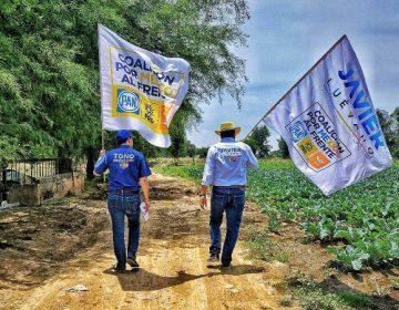 Busca Martín del Campo potenciar desarrollo agrícola del estado