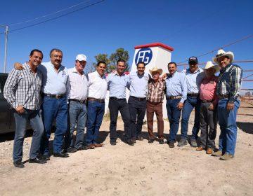 Refrenda Toño Martín del Campo compromiso con sector agrario