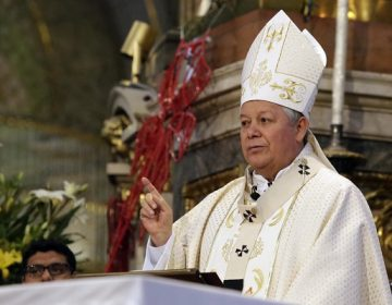 Ciudadanía está harta de descalificaciones entre candidatos: Iglesia