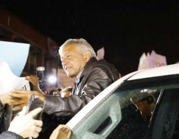 Crónica de la visita de AMLO a Pachuca
