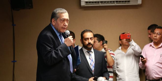 Irresponsables, señalamientos de Lidia: Simón Vargas