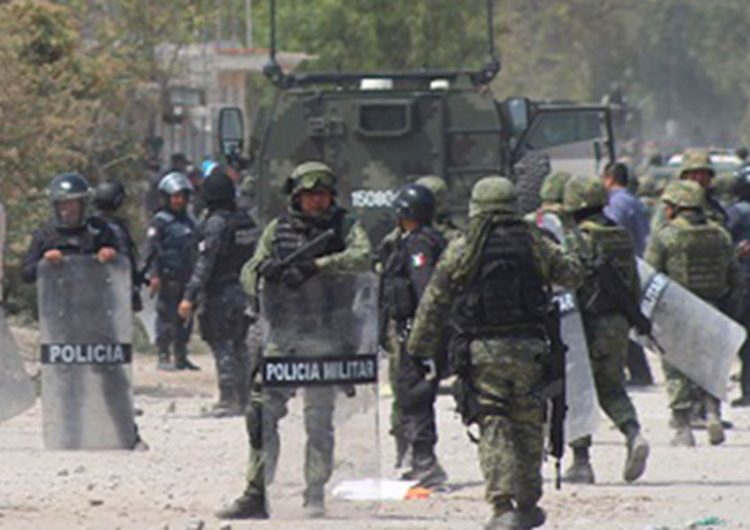 Retienen al ejército en Tlalancaleca