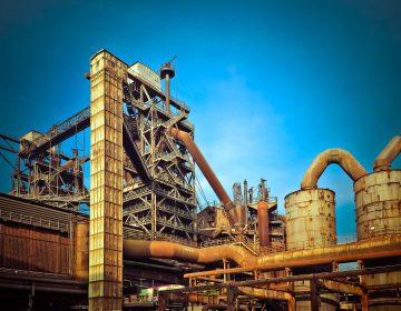 Actividad industrial de SLP ocupa segundo lugar nacional