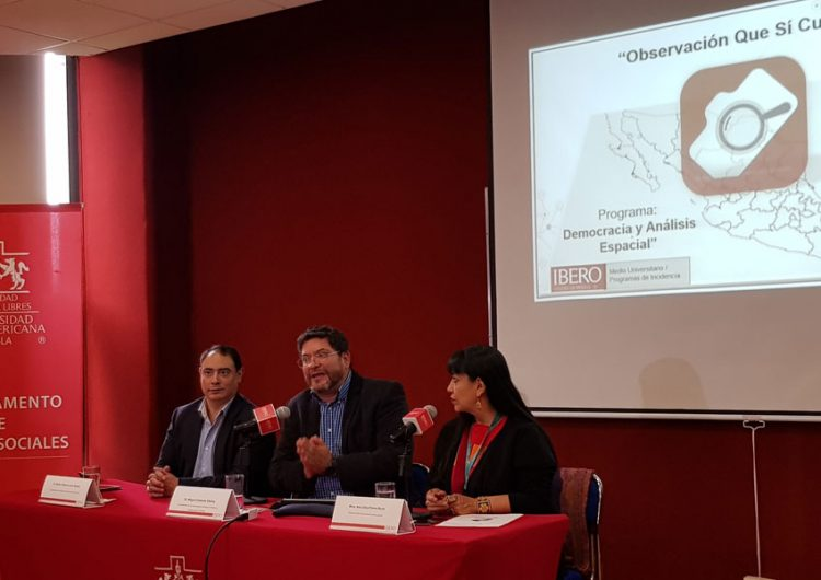 Ibero promueve observadores independientes digitales