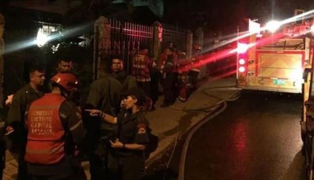 Explosión de bomba lacrimógena en un club deja al menos 17 muertos en Cararcas