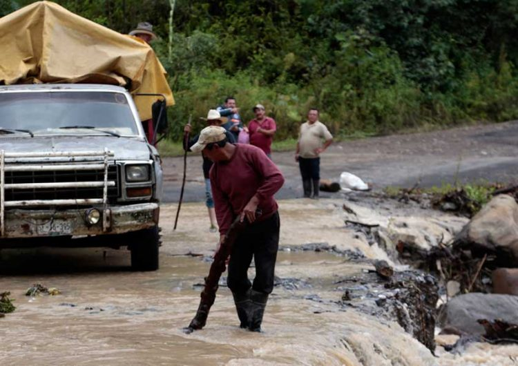 Deteriorada el 50% de red carretera: AECO