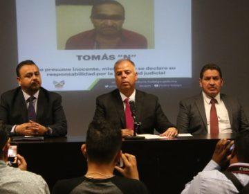 Cae banda de secuestradores que asesinó a su víctima, en Hidalgo