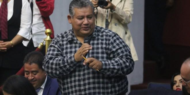 Desde el Congreso exhortan a ASEH a indagar a Camacho