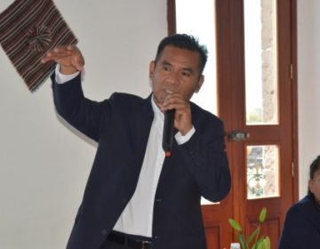 Obras sin licitar, por conflictos sociales: alcaldía de Ixmiquilpan