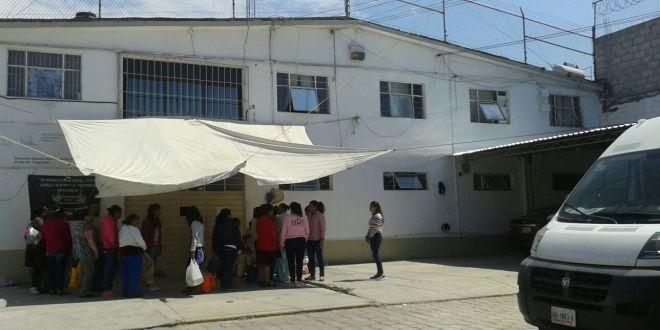 Prevalece sobrepoblación en las cárceles de Hidalgo
