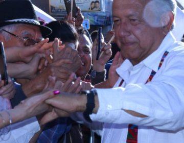 Cerrará AMLO su campaña en la plaza Juárez