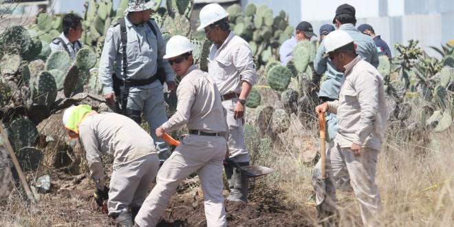 Hidalgo, segundo lugar en detección de tomas ilegales