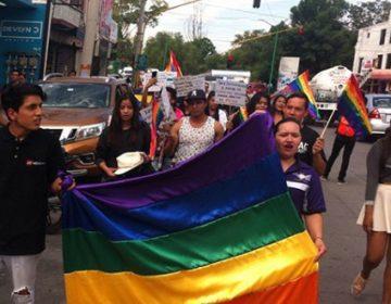 Ignoran diputadas a grupo LGBTTTI