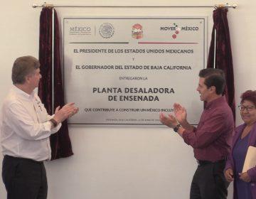 Prometen resolver déficit de agua con desaladora en Ensenada