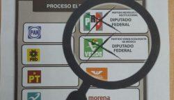 Piden a priistas votar por el Verde; Panal, excluido