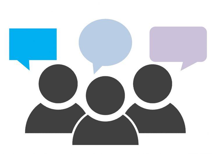 Palabras con cuerpo: Discurser@ grafica el tercer debate presidencial