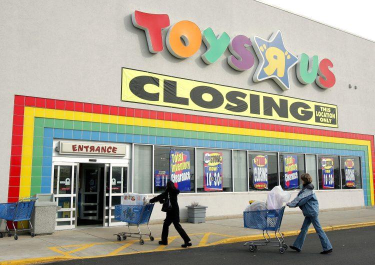 La juguetería Toys-R-Us cierra sus puertas tras 60 años de historia en los EEUU