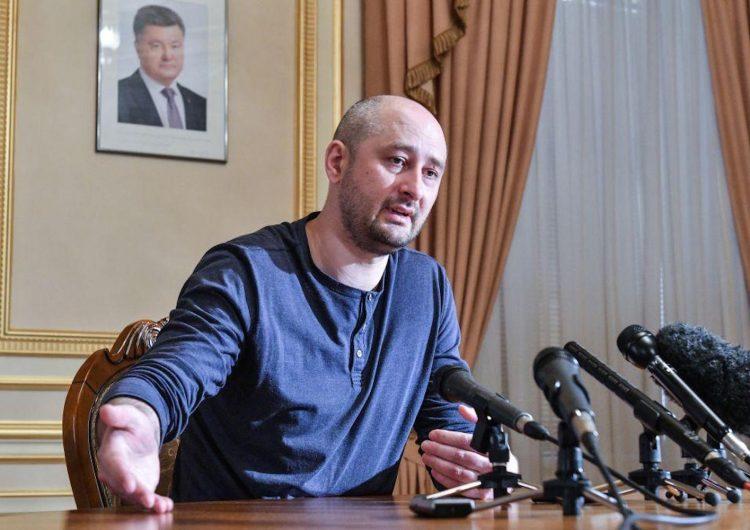 Rusia tiene una lista de 47 críticos que está planeando matar: Ucrania