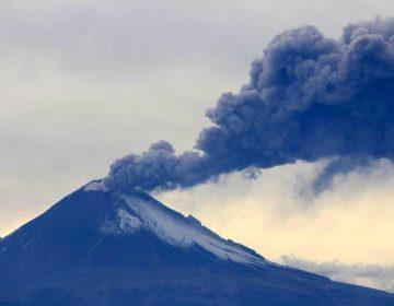 Estado y Federación con los ojos puestos en el Popocatépetl