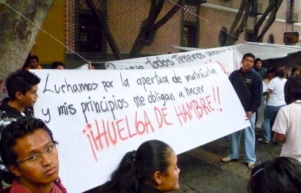 Continúan a la baja emplazamientos a huelga en Puebla