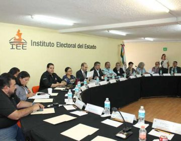 Presentan al IEE el programa Conteo Rápido