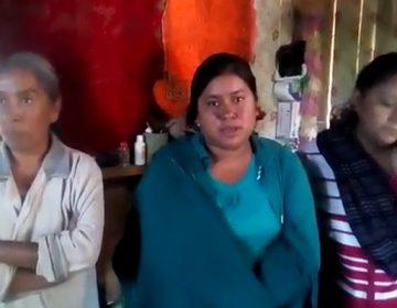 El PRI retira Prospera a mujeres ídigenas poblanas si no apoyan a candidatos