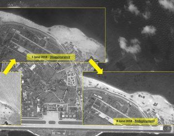 Beijing vuelve a desplegar misiles en la disputada isla Woody, en el Mar del sur de China