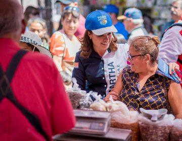 La ciudadanía hace equipo con Martha González